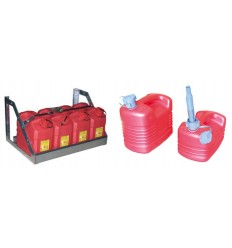 Support pour jerrycan