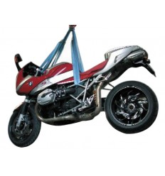 Sangle de levage moto